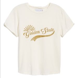 Sincerely Jules Golden State Tee